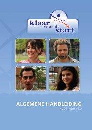 ALGEMENE HANDLEIDING - Meer... - Nederlands aan het Werk