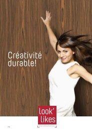 Brochure 2013 - Look'likes veneer