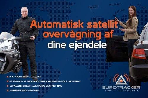 Automatisk satellit overvågning af