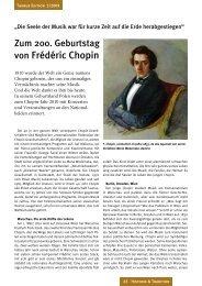 von Frédéric Chopin - TAUNUS EDITION