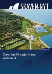 22. årgang 2011 - PDF - Skaven