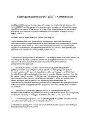 Förslaget till ST påbyggnad i Glesbygdsmedicin finns här!