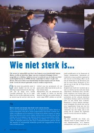 DOWNLOAD PDF DOCUMENT - Wie niet sterk is...
