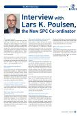 Interview with Lars K. Poulsen, the New SPC Co-ordinator - Page 5