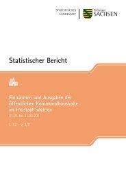 Einnahmen und Ausgaben der öffentlichen Kommunalhaushalte im ...