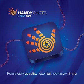 Download Handy Photo Brochure - ADVA Soft