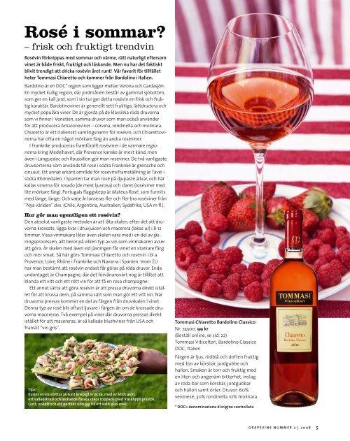 ett Vin för alla tillfällen - Hermansson & Co
