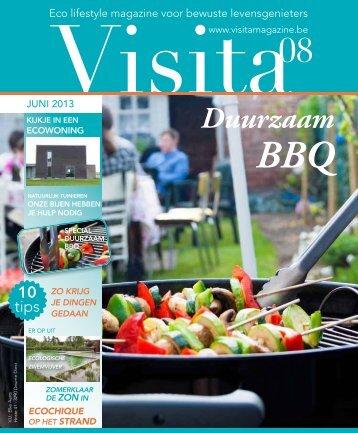 Download de pdf van Visita Magazine 08. - visitamagazine.be