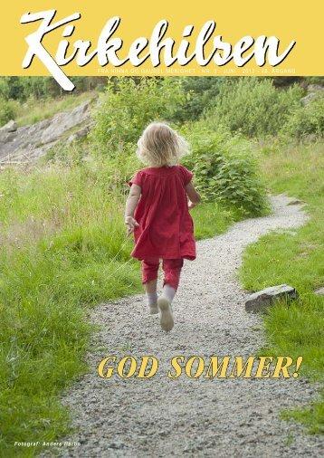 GOD SOMMER! - Hinna menighet