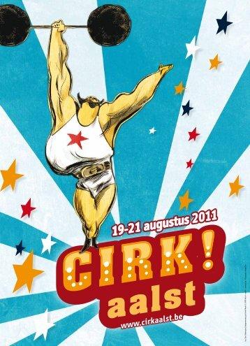 19-21 augustus 2011 - Cirk!