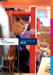 Jaarverslag 2010 - Hefboom