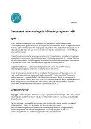 Garanterad undervisningstid i GR, Rapport.pdf - GR Utbildning