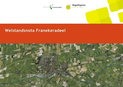 Bijlage a concept Welstandsnota Franekeradeel 2012 (pdf)