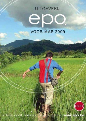 voorjaar 2009 - Epo