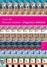 NAJAAR 2009 Nieuwe boeken Uitgeverij Holland