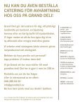 Ny cateringmeny 20 - Grand Deli - Page 5