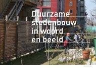 duurzame stedenbouw in woord en beeld - Stad Mortsel