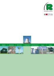 Digesters Round tanks Water towers Cooling Towers Special ...