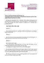 statuten conform griffie voor website 100127.pdf - LOGO Antwerpen