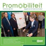 Nieuwsbrief Promobiliteit nr 36 (april 2012 - pdf) - VCC Oost