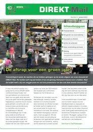 tweede nieuwsbrief - Groen-Direkt