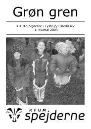 GG 2003-1 - Spejdernet