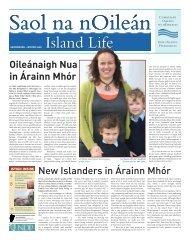 Saol na nOileán - Irish Islands Federation