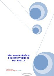 règlement général de la ffvb - Extranet FFVB - Fédération Française ...
