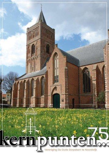 nummer 75  2009 Toren Editie - De Oude Dorpskern