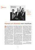 Sjung, spela och dansa! - Svenska studiecentralen - Page 2