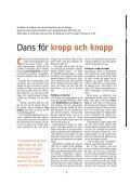 Sjung, spela och dansa! - Svenska studiecentralen - Page 4