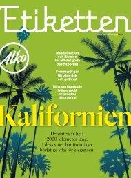 Etiketten 2/2013 - Alko