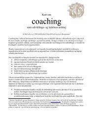 Klik her for at læse eller downloade artiklen Kort om ... - CENFAC