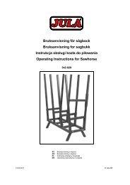 Instrukcja obsługi (517.3 KB - pdf) - Jula