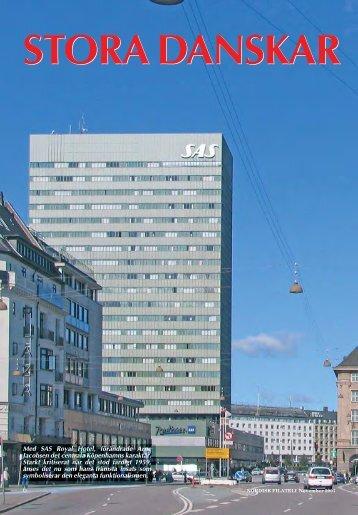 STORA DANSKAR - Nordisk Filateli