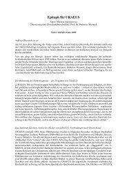 deutsche Ubersetzung - Karlheinz Deschner