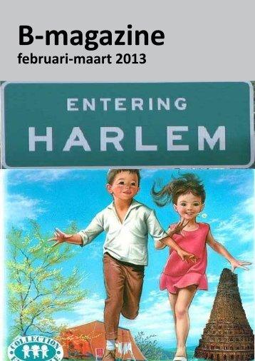 B-magazine februari-maart 2013 - Babylon