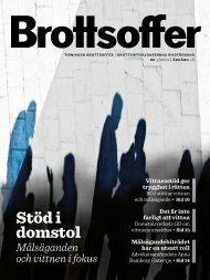 Läs Tidningen Brottsoffer nr 3 2011 här.