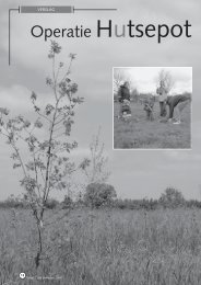 jg3_nr2_verslag operatie hutsepot.pdf - Natuurpunt Gent