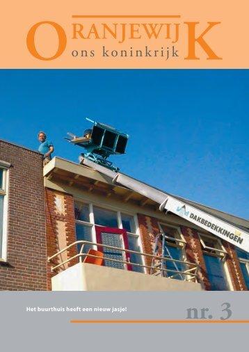 Herfst 2011 - OranjeWijk
