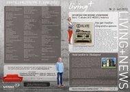 UDSTILLERLISTE PR. 7. JUNI 2012 - Living Plus - Messe C