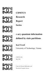 n-ary quantum information defined by state partitions