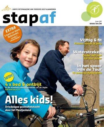 stapaf - Toerisme Oost-Vlaanderen