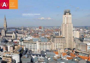 Stadsontwikkeling in Antwerpen Antwerpen Ontwerpen - Ruimtelijk ...