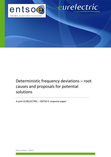 3. IMPACT OF FREQUENCY DEVIATIONS ON ... - VGB PowerTech