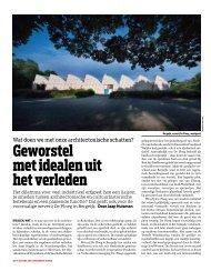 artikel - Rietveld & Ruys Bergeijk