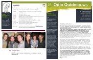 nieuwsbrief Odie Quidni - nr 7 2010 - Welkom op de website van ...