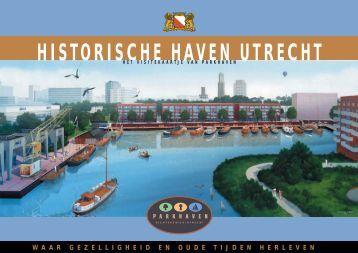Historische Haven Utrecht - Havens en Ligplaatsen