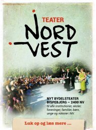 downloade program - Teater Nordvest
