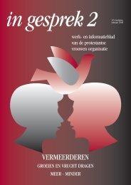 Februari - Protestantse Vrouwen Organisatie